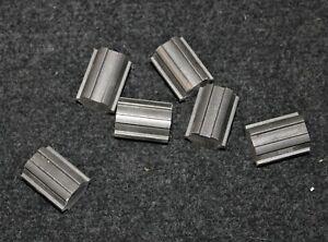 Schnellwechsler MS08 Anschweißzapfen für Wechselschlüssel