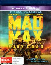 Mad Max Fury Road - Tom Hardy, Charlize Theron - Blu-ray + Digital UV HD