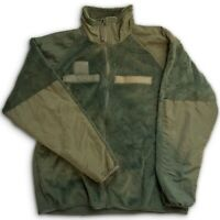 USGI Polartec GEN III Extreme Cold Weather Fleece Jacket. Sz Large