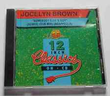 Somebody Else's Guy Jocelyn Brown RARE maxi cd