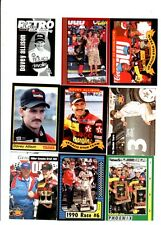 Davey Allison Lot of 9 Different NASCAR Trading Cards A