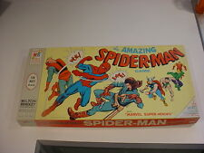 gorgeous,complete 1967 Amazing SPIDER-MAN board game MILTON BRADLEY FREE SHIP