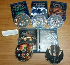 Blu-ray - Batman, Batman Il Ritorno,Batman Forever,Batman & Robin e The Prestige
