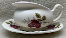 More details for axe vale pottery devon.sauce boat for cranberry,mint or apple sauce.