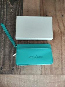 RARE New Kids on the Block NKOTB X Cruise Exclusive Teal Wristlet Wallet in Box