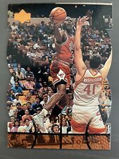 🔥1998 Upper Deck MJx MJ Timepieces Die-Cut #77 Michael Jordan #'d 113/230🔥