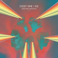 EVERY TIME I DIE - FROM PARTS UNKNOWN  CD NEUF