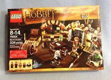 LEGO 79004 - The Hobbit Barrel Escape - Bilbo Oin Gloin Dwarf - New, Sealed