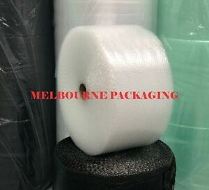 500mm (W) x 100M (L) Bubble wrap roll Clear 10mm Bubbles P10 Width-50CM