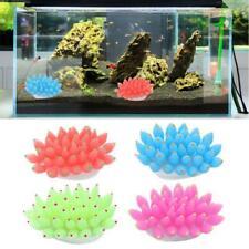 1x Aquarium Glowing Effect Bubble Coral Ornament for Fish Tank Shrimp Hideaway