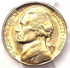 1940-S Jefferson Nickel 5C - PCGS MS67 FS - Rare MS67 Grade - $750 Value!