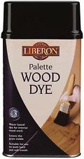 Liberon Wdpmo250 250ml Palette Wood Dye Medium Oak