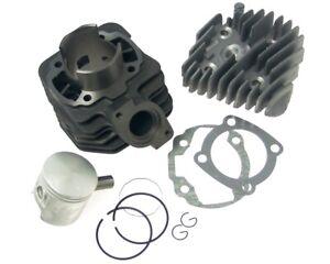 Kit cylindre 70cc 2EXTREME Sport pour PEUGEOT Vivacity 50cc, Zenith, SACHS Limbo