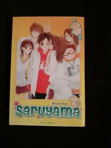 Saruyama ! Vol.8 - Shouko Akira - Soleil Manga