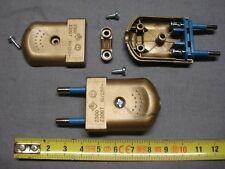 1 fiche macho oro,desmontable,lámpara de mesita de noche cabecera ref OSCURO 2,5