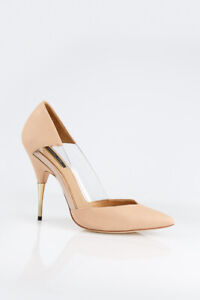 Rachel Zoe Clover Texture Heels
