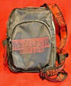 Stranger Things Official Festival Crossbody Bag Small pack Side Sling