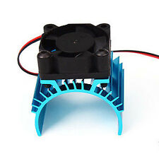 With 5V Cooling Fan Aluminum Heat sink For 1/10 RC Car For 540 550 3650 Motor
