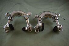 Mafac Racer brake caliper set center pull vintage retro long reach France Used