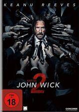 DVD * JOHN WICK - KAPITEL 2 - Keanu Reeves ~ FSK 18 # NEU OVP $