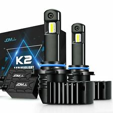 Jdm Astar 9006 2-Sided Headlight Hb4 Led Bulbs 60W 12000Lm Low Beam or Fog Light