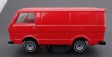 Modellauto SIKU 1334 VW Volkswagen LT 28 Kastenwagen rot Magnet