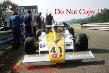 Loris Kessel Apollon Williams FW03 Italian Grand Prix 1977 Photograph