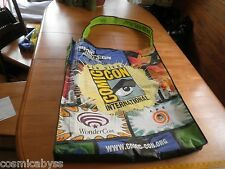 Comic Con 2010 San Diego Batman Brave and The Bold Swag Bag HUGE NICE!