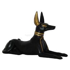 "NEW! 3"" Black Anubis Dog Egyptian Egypt Gift Figurine Collectible Statue 1284"