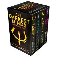 Darkest Minds Series Alexandra Bracken Collection 4 Books Set Novel Pack - NEW
