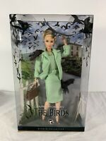 2008 Black Label Collection ALFRED HITCHCOCK'S THE BIRDS Mattel Barbie Doll NIB