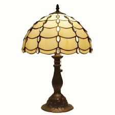 19 in. Tiffany Style Cascade Table Lamp