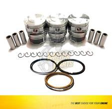 Piston & Rings For Ford Escape Mazda Lincoln Jaguar 3.0L Duratec - SIZE 030