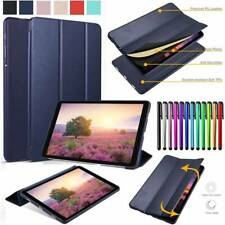 Smart Leather TPU Stand Case Cover For Samsung Galaxy Tab A 10.1 10.5 T580 T590