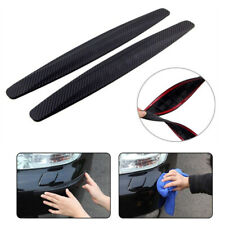 Parts Accessories Carbon Fiber Vinyl Car Bumper Door Sill Scuff Plate Sticker