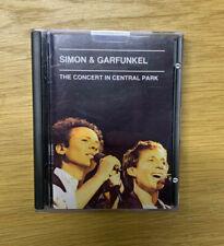 Minidisc Simon & Garfunkel The Concert in Central Park album music