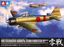 Tamiya 1/32 SCALE MITSUBISHI A6M2b ZERO FIGHTER MODEL 21 (ZEKE) 60317