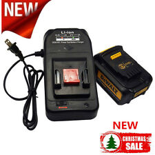 20V Dewalt DCB101 12V-20V MAX Lithium Battery Charger For Drill/Saw/Grinder TO