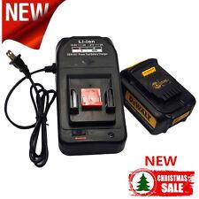 20V Dewalt DCB101 12V-20V MAX Lithium Battery Charger For Drill/Saw/Grinder TO