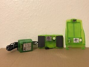 Gameboy Color Pelican Accessories, Kiwi Green, Charger Light Battery, As Is