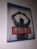 The Belko Experiment (Blu-ray Disc, 2017) Brand New Bluray Dvd