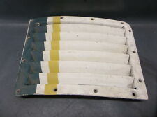 Aircraft Homebuilt Experimental Air Scoop Vent Duct Grille Panel