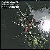 """Paula Gardiner """"Hot Lament"""" CD (2008)"""