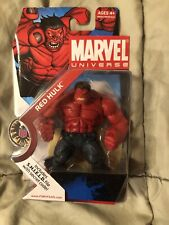 marvel universe 3.75 red hulk