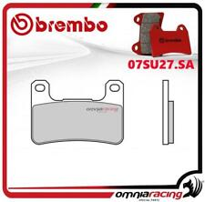 Brembo SA pastillas freno sinter fre Bombardier-Can am spider sport 998 2016>