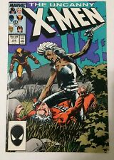 Uncanny X-Men 216 219 220 ( 3 issue lot )