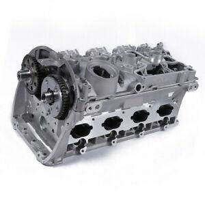 2.0T Engine Cylinder Head &Camshafts& Valves Kit For AUDI A4 A5 A6 A8 Q5