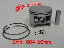 Kolben passend für Stihl 084 60mm NEU Top Qualität