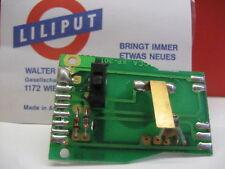 LILIPUT # 414081 E10/110/E40/140 Platine mit Schalter NEU