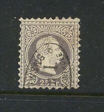 Austria  39   used   catalog  $190.00